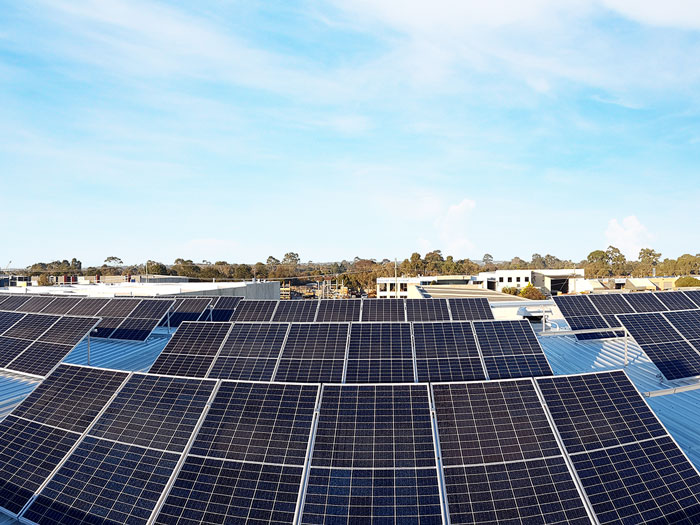 Corporate Solar Installation Mornington Peninsula