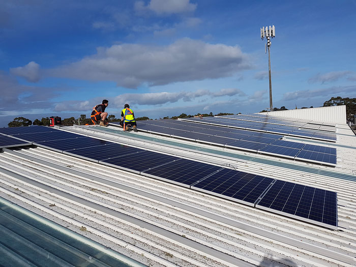 Industrial Solar Mornington Peninsula | Solar Panels Mornington